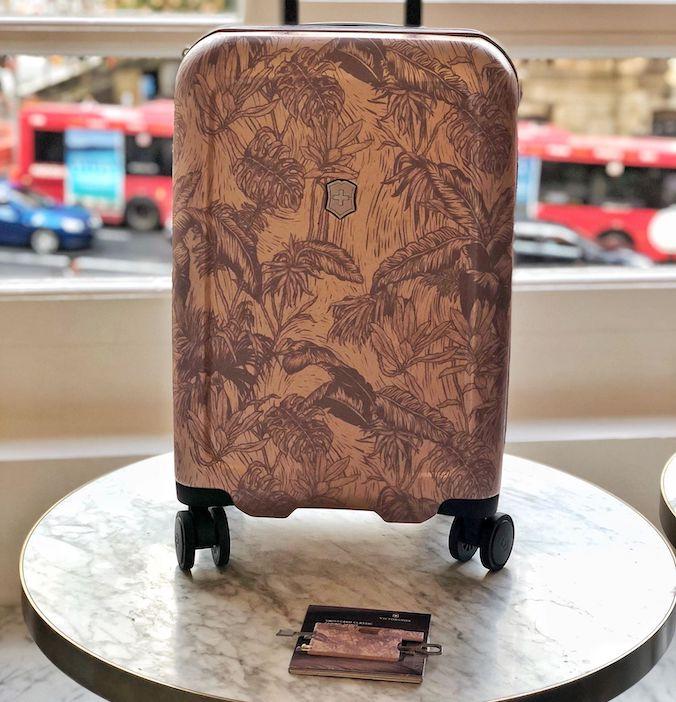 Victorinox luggage 2