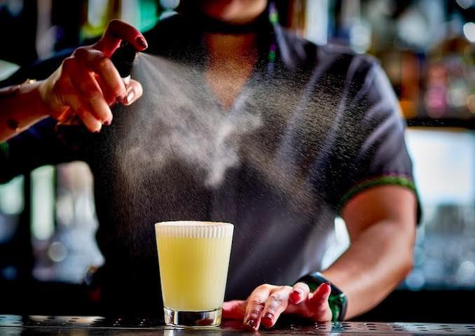 Coya cocktail