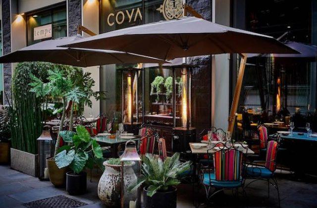 Coya front