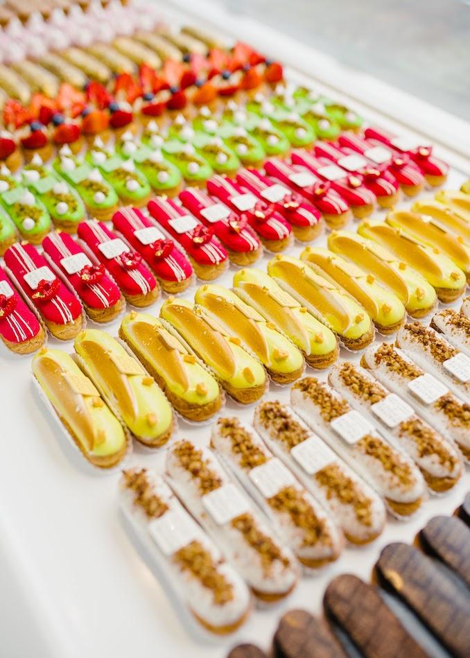 Maitre Choux pastries 1