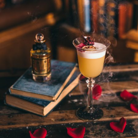 Mr Foggs Penhaligons cocktail 1