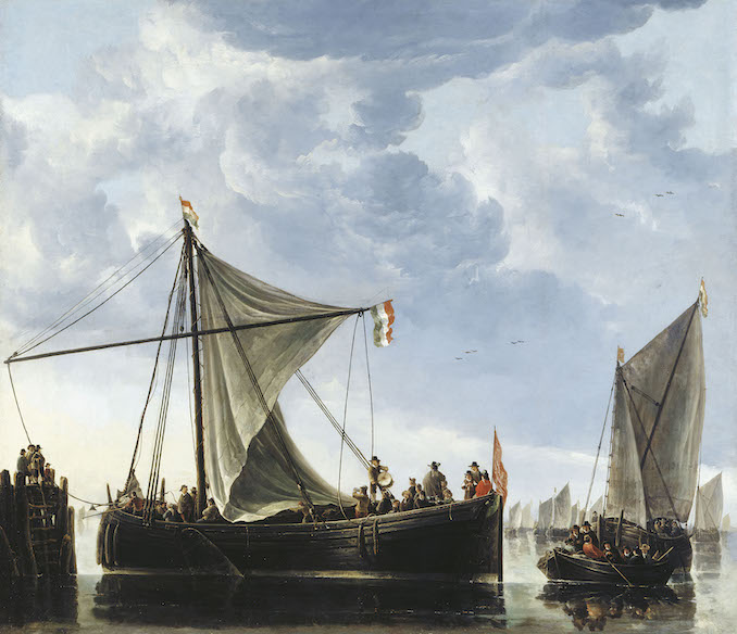 Albery Cuyp Passanger Boat