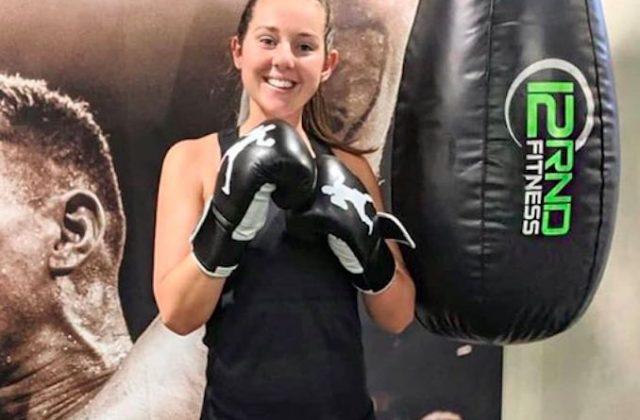 Lottie Dalziel 12RND boxing