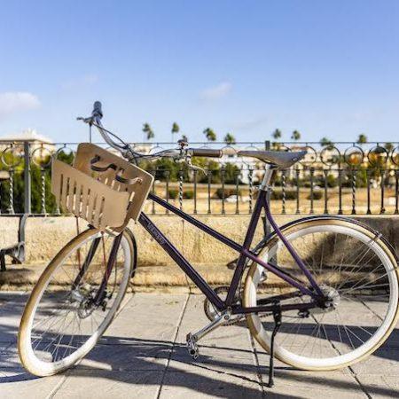 Velosophy Nespresso bike