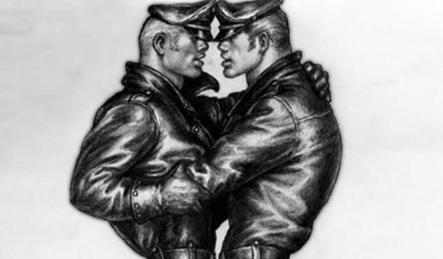 Leather Tom of Finland