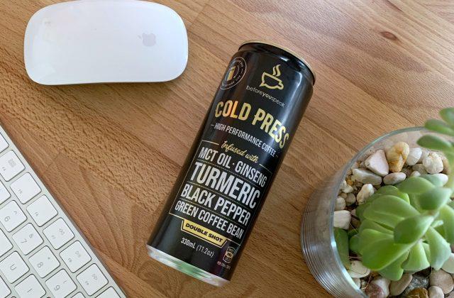 Cold press coffee