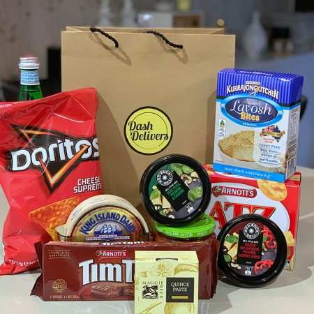 Groceries from Dash Delivers