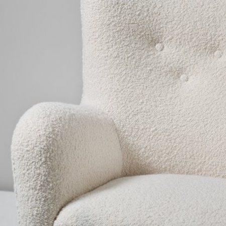 Boucle chair