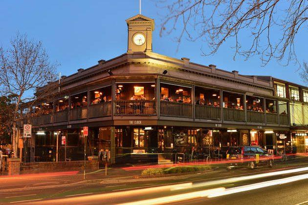 Clock Hotel Sydney