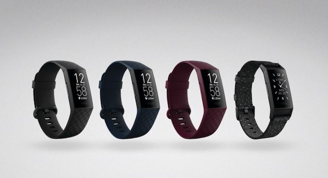 Fitbit Charge 4 family
