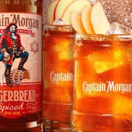 Captain Morgan Gingerbread