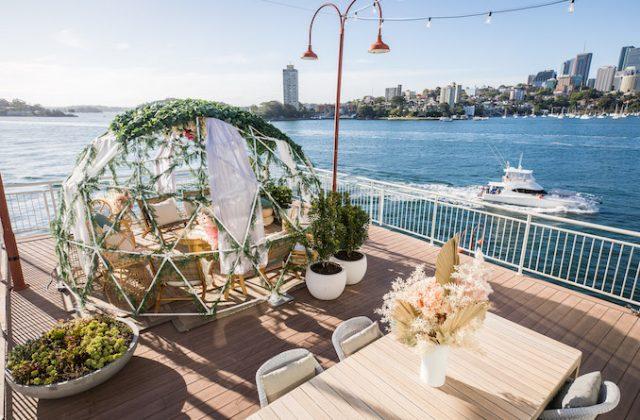 Pier One Garden Bubble