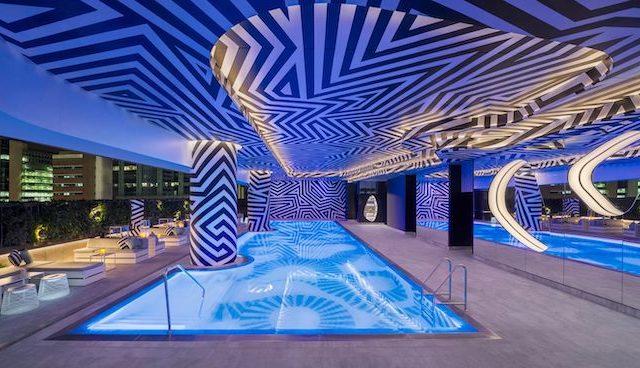 Wet Deck Brisbane pool 1