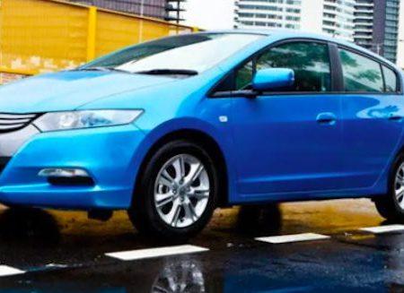 Honda-Insight-vti-car