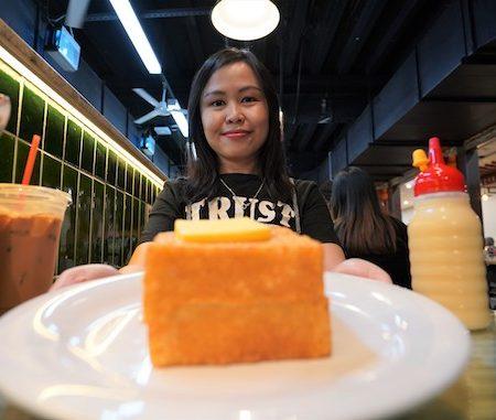 Helmi Hong Kong cake