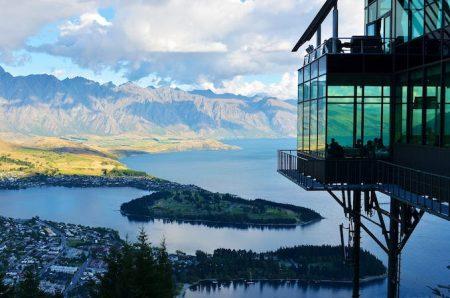 New Zealand NZ Lake mountain escape
