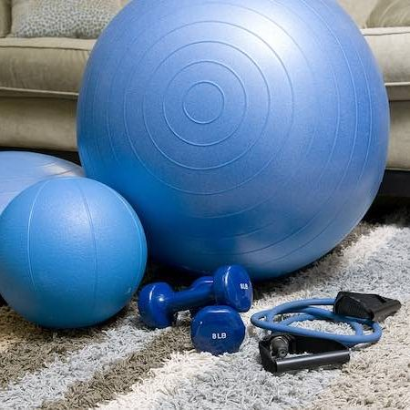 home workout equipment weights