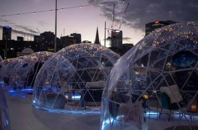 Melbourne Fed Square