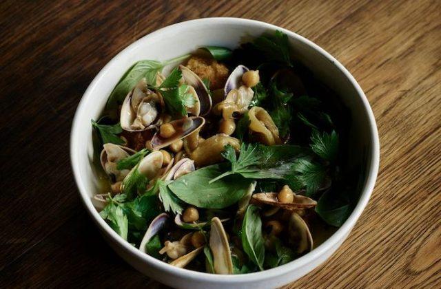 Mussels food