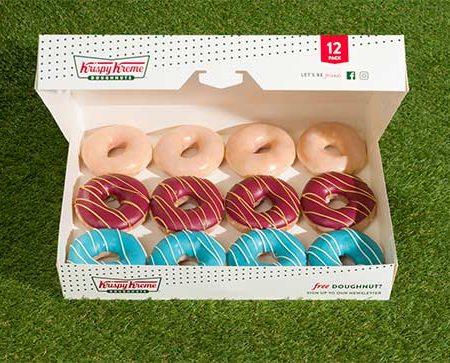 State of Origin doughnuts