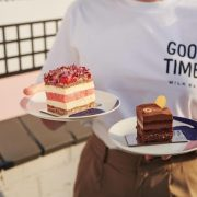 Black Star Pastry watermellon cake