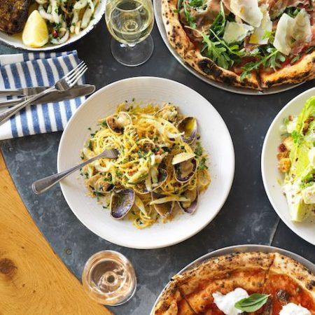 Coogee Pavillion Sydney food