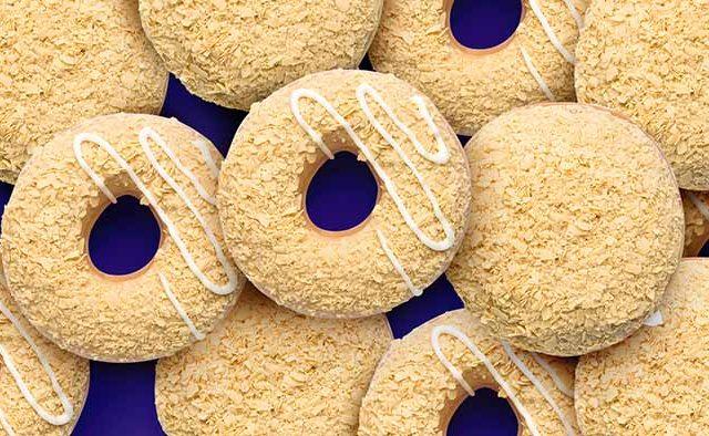 Krispy Kreme doughuts