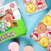 Pokemon Krispy Kreme collaboration
